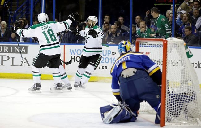 Lehtonen makes 35 saves, Stars force Game 7 with 3-2 win
