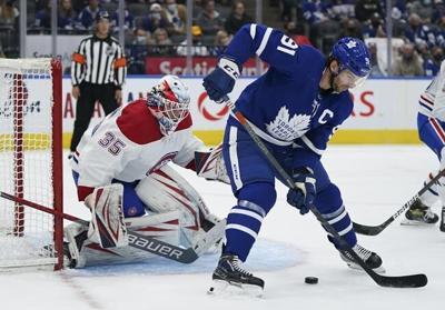 NHL season kicks off in Canada on Wednesday as Maple Leafs host Canadiens
