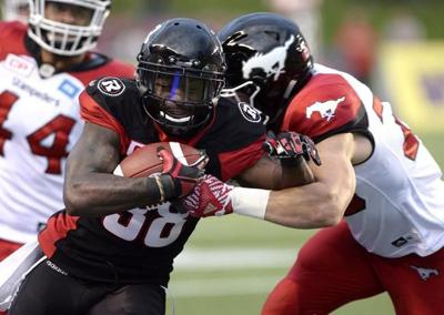 After rare CFL tie, Calgary Stampeders host Ottawa Redblacks in rematch