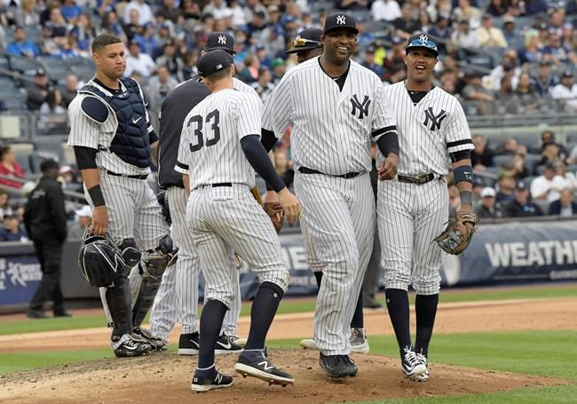 Yankees face off against Twins in AL wild-card