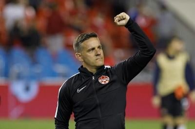 Canadian men shift first World Cup qualifying home game to Orlando due to pandemic
