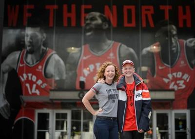 Late-night Raptors games offer families bonding time, push bedtime rules