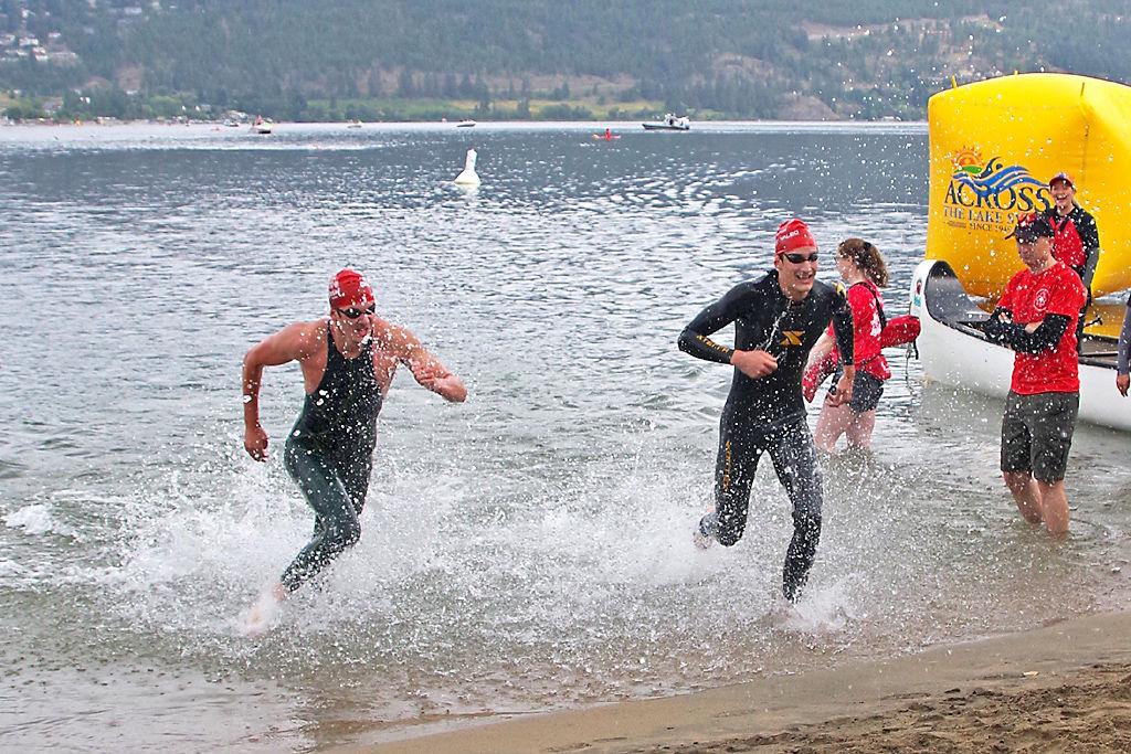 ATLaS sprint finish