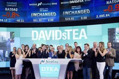 DavidsTea founder retires, replaced by wife who was former CEO of Le Château