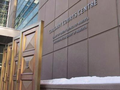 Calgary man admits to killing girlfriend then stabbing to death mother, stepfather