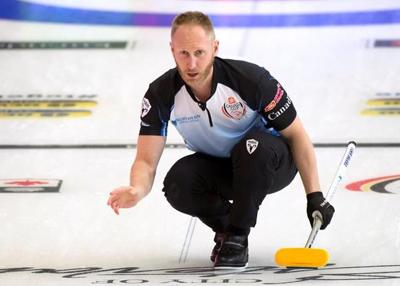 Brad Jacobs sits atop standings at Canada Cup with 4-0 record