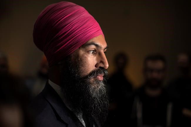 Sikh lawyer and martial artist Jagmeet Singh elected Canada's new NDP leader