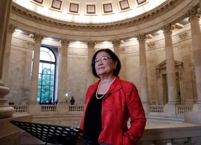 Sen. Mazie Hirono of Hawaii is writing memoir, due in 2021