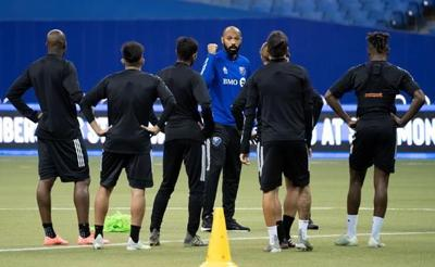 Thierry Henry, Impact hope to adapt to 'awkward' situation with MLS return