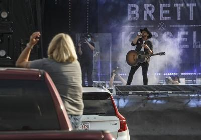 'Music brings us together': Country stars find unity and hope at CCMA Awards