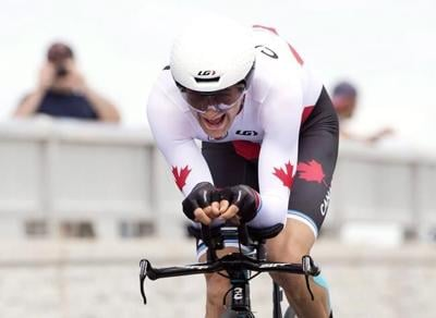 Veteran rider Hugo Houle latest Canadian to join Israel Start-Up Nation