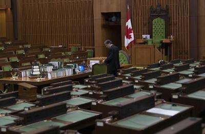 Technology, representation butt heads amid debate over resuming Parliament