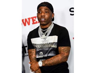 Police: Rapper YFN Lucci wanted for murder in shooting