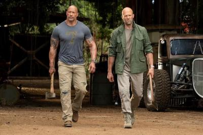 'Hobbs & Shaw' repeats at No. 1 against slew of newcomers