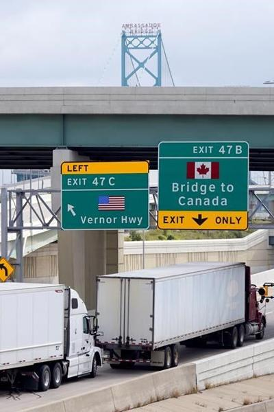 U.S. businesses dependent on Canadian travellers welcome border news
