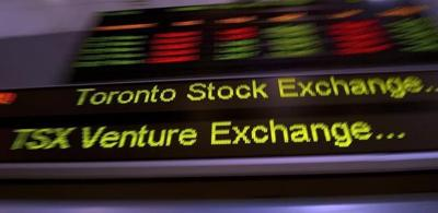 Toronto's main stock index falls more than 100 points on weak energy results