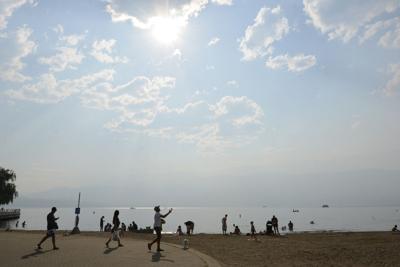 Mid-June heat wave