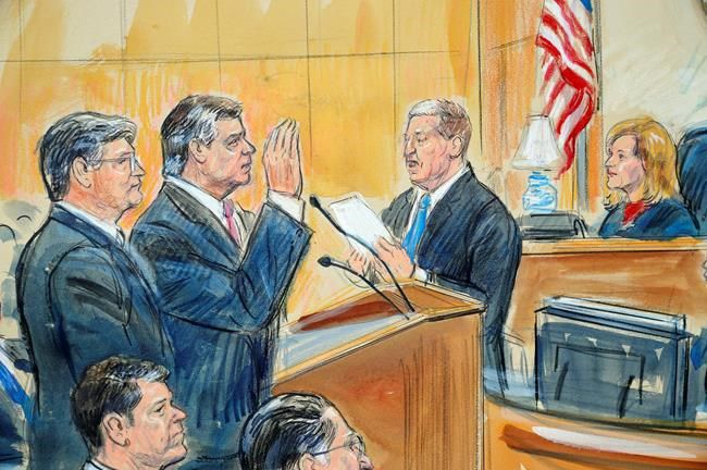 Manafort pleads guilty, will co-operate with special counsel