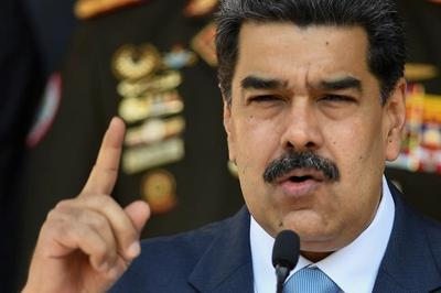 Venezuela's Maduro orders EU envoy to leave after sanctions