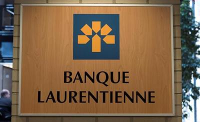 Laurentian Bank reports Q4 profit down from year ago, raises dividend