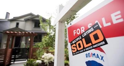 CREA reports Canadian home sales climb again, set record for August