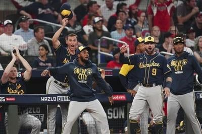 Freeman HR sends Braves to NLCS with 5-4 win over Brewers