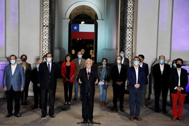 2/3rds of Chilean voters back rewriting their constitution