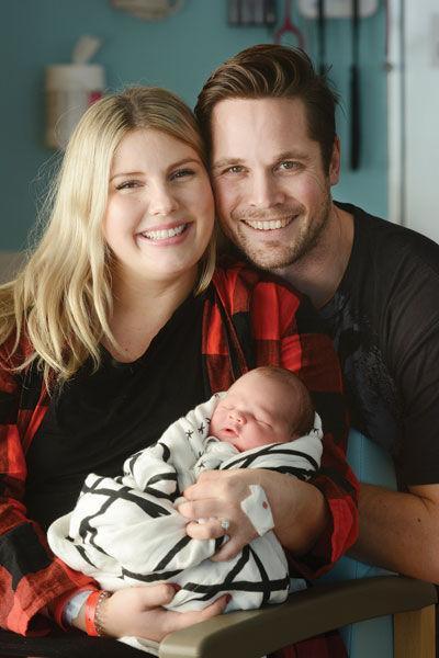 No Race For Kelowna S 1st Baby Of 2017 Life Kelownadailycourier Ca