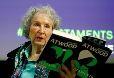 Canadians ring in release of Atwood's much-hyped 'Handmaid's Tale' sequel