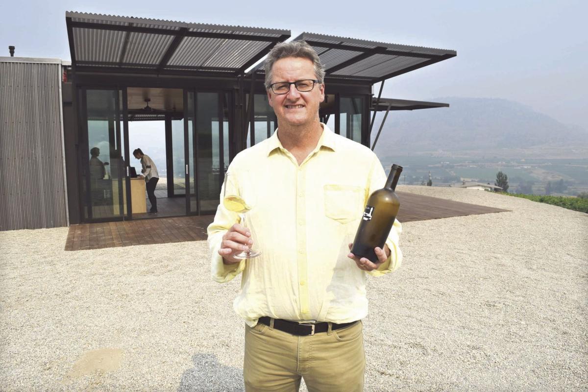 CheckMate winemaker