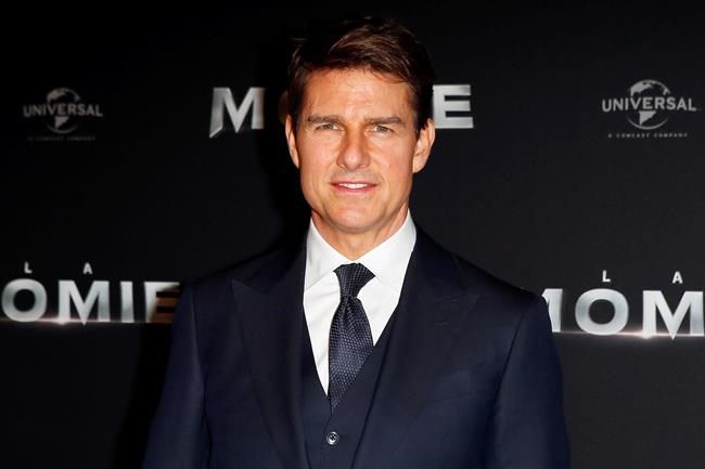 Tom Cruise injured on the set of 'Mission Impossible 6'