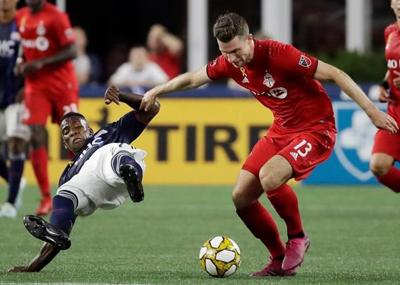 Toronto's Patrick Mullins relishes return to New York for big game, emotional day