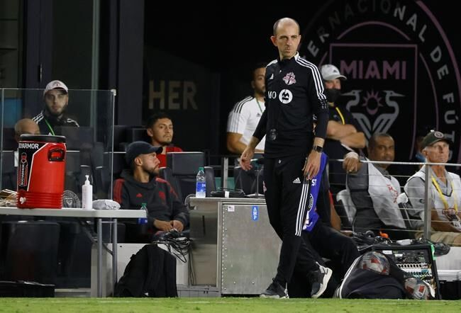 Toronto FC coach rues officiating as late penalty consigns TFC to another loss