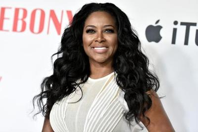 Kenya Moore, of 'Real Housewives of Atlanta,' is pregnant