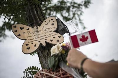 Toronto marks three years since fatal Danforth mass shooting