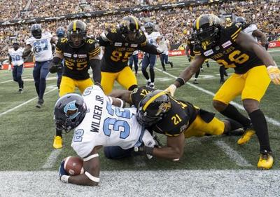 Hamilton Tiger-Cats come off bye week and into an important four-game stretch