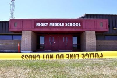 Sheriff: Girl shoots 3 at Idaho school; teacher disarms her
