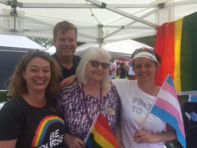 Thousands celebrate Kelowna Pride