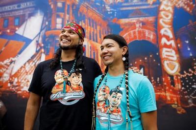 Indigenous, two-spirit couple from Alberta wins The Amazing Race Canada