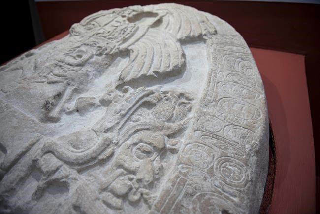 Correction: Guatemala-Mayan Altar story