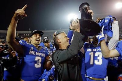 Florida State introduces Mike Norvell as Seminoles' coach