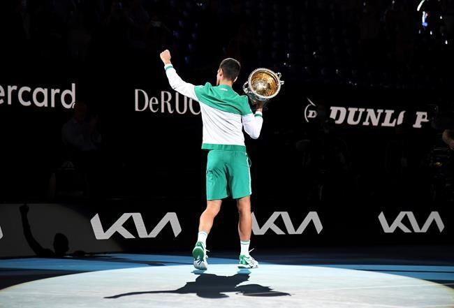 Cloud 9: Djokovic wins 9th Australian Open, 18th Slam title