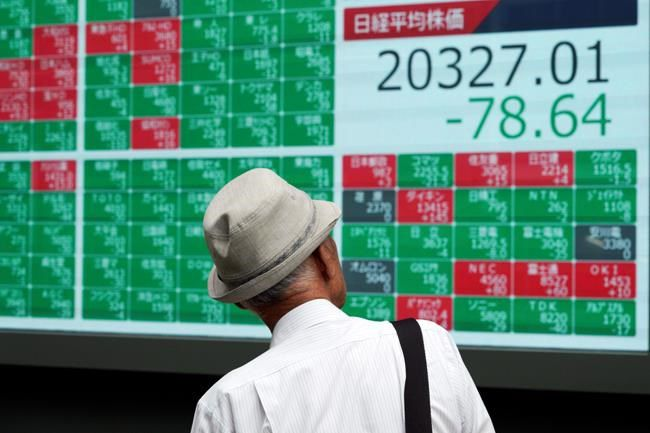 Asian shares mixed amid ongoing worries about US-China trade