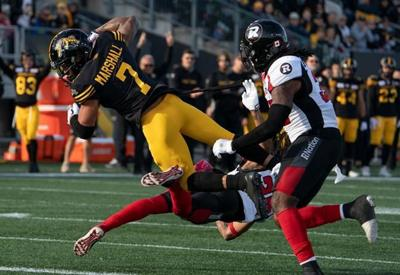 Ticats defeat Redblacks 33-12 to register club-record 13th victory