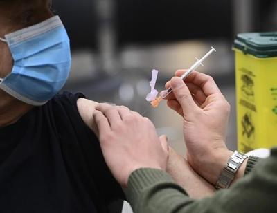 A look at COVID-19 vaccinations in Canada on Monday, May 3, 2021