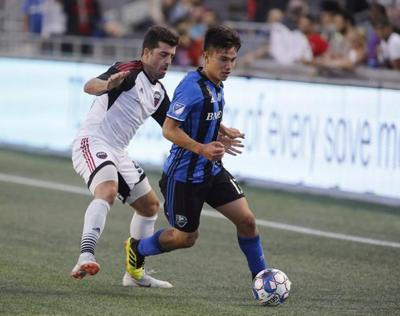 De Freitas leads Fury past Wanderers 3-2 in third round of Canadian Championship
