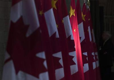Don't criticize China's treatment of Hong Kong, Beijing warns Canada