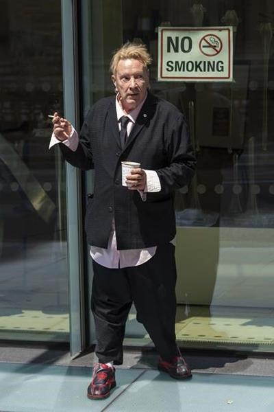 Sex Pistols singer calls TV show 'nonsense' in songs dispute