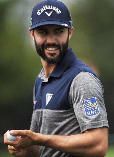 Adam Hadwin eyes Presidents Cup return after strong start to 2020 PGA season