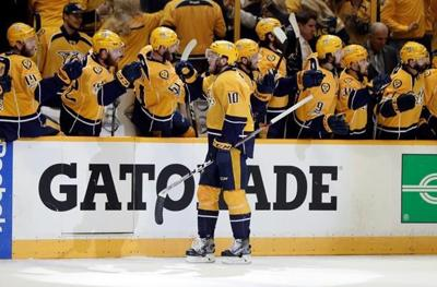 Predators sign Sissons to 7-year, $20M contract
